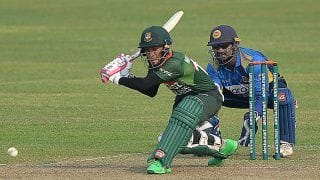 Bangladesh vs Sri Lanka, 1st ODI: Mushfiqur Rahim ने खेली दमदार पारी, बांग्लादेश ने सीरीज में बनाई लीड