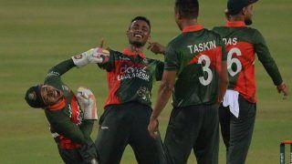 Mushfiqur Rahim Asks Bowler to Push Batsman if he Comes Near Him During 2nd ODI vs Sri Lanka | WATCH VIDEO