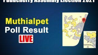 Muthialpet Election Result 2021: Independent Candidate J Prakash Kumar Wins