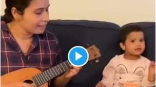 Viral Video: Little Girl Sings 'Agar Tum Saath Ho' With Mom, Adorable Jugalbandi Will Warm Your Heart   Watch