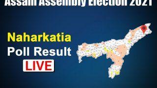 Naharkatia Assam Election Result: BJP's Taranga Gogoi Wins Big Unseating AGP's Naren Sonowal