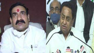 एमपी के गृह मंत्री का बयान- यह पक्का है कि कमलनाथ का टूलकिट से कनेक्शन है