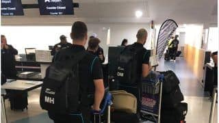 Kiwis Depart For England For WTC Final vs India, Tests vs Host