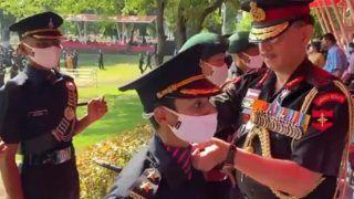 Lieutenant Nitika Kaul Dhoundiyal: Wife of Pulwama Hero Dons Indian Army Uniform
