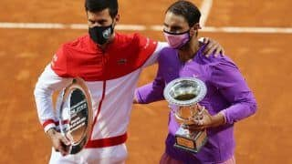 Rafael Nadal And I Are Next Gen: Novak Djokovic After Falling Short at Rome