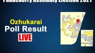 Ozhukarai Election Result 2021 LIVE: Will AINRC Win This Time? Counting Underway