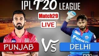 LIVE PBKS vs DC IPL 2021 Live Cricket Score, Today Match Latest Updates: Delhi Capitals Aim For Consolidation, Punjab Kings Eye Turnaround