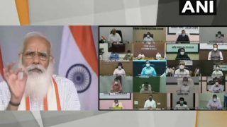 PM मोदी 10 राज्यों के डीएम से बोले- कोरोना ने आपके काम को पहले से कई अधिक चुनौतीपूर्ण बना दिया है