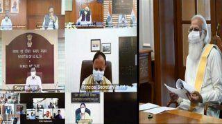 COVID19-Situation: PM मोदी ने कोविड की स्थिति और वैक्सीनेशन को लेकर की हाई लेविल मीटिंग