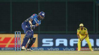 IPL 2021, MI vs CSK Highlights: Kieron Pollard ने जड़ा सीजन का सबसे तेज अर्धशतक, मुंबई की शानदार जीत