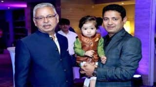 Piyush Chawla's Father Passes Away Due to Covid-19 Complications