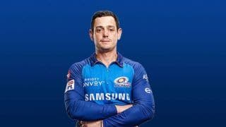MI vs CSK in IPL 2021: CSK is Going to be Tough, it Will be a Good Competition, Says Quinton de Kock
