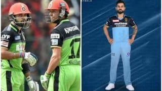 'First Green, Then Blue' - Netizens Wow RCB For Stepping it up For a Cause