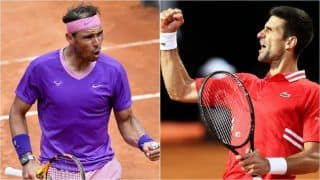 Rafael Nadal Remains at No.3 in ATP Rankings 2021 After Winning Italian Open, Novak Djokovic Continues to Dominate Tally