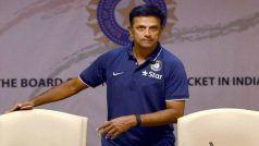 श्रीलंका दौरे पर टीम इंडिया के कोच बन सकते हैं Rahul Dravid