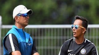 'There is a Different Kind of Mazaa' - Prithvi Shaw on Coach Rahul Dravid