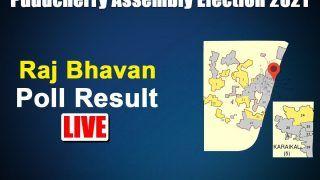 Raj Bhavan Election Result 2021: K. Lakshminarayanan of AINRC Wins