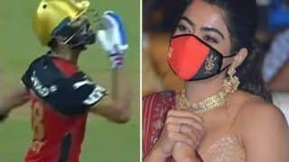 RCB's Newest Fan Rashmika Names Her Favourite Cricketer & it's Not Kohli