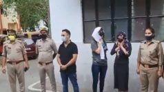 नोएडा में फार्म हाउस से पकड़े गए 61 लड़के और 15 लड़कियां, पुलिस को इस हाल में मिले