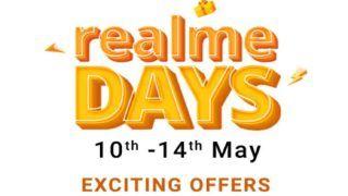 Realme Days Sale: Realme X50 Pro 5G से लेकर Realme C25 तक कई स्मार्टफोन पर मिलेगा धमाकेदार डिस्काउंट