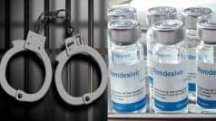 रेमडेसिविर की जमाखोरी और महंगी कीमत पर ऑक्सीजन सिलिंडर बेचने वालों की अब खैर नहीं- सीधे गुंडा एक्ट लगेगा