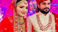 Bhojpuri सुपरस्टार Ritesh Pandey ने कोरोना लहर में वैशाली पांडे से रचाई शादी, देखें खूबसूरत तस्वीरें