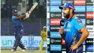Rohit Sharma Rates Kieron Pollard's Heroics During CSK vs MI IPL 2021 Game as His Best