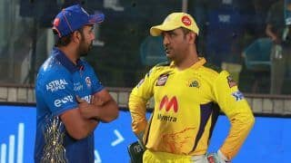 Rohit Sharma Conversation With MS Dhoni After Mumbai Indians Beat Chennai Super Kings in IPL 2021 Game Goes Viral | WATCH VIDEO