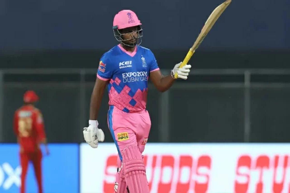 IPL: Buttler Hails 'Captain' Samson