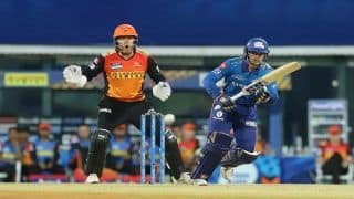 Covid-19 Hits IPL 2021: BCCI Asks Delhi Capitals to Isolate, Sunrisers Hyderabad-Mumbai Indians Cancel Practice