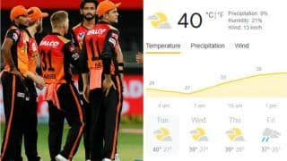 IPL 2021, SRH vs MI Match Prediction, Head to Head, Weather Forecast: Sunrisers Hyderabad vs Mumbai Indians Pitch Report, Predicted Playing 11s, Toss Timing From Arun Jaitley Stadium