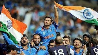 REVEALED! What Sachin Told Virat, Yusuf Just After India Won 2011 WC