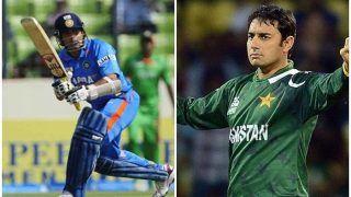 When Sachin Tendulkar Asked Pakistan's Saeed Ajmal to 'Have Fun' During a Charity Match!