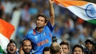 Winning world cup 2011 was best feeling of my life says sachin tendulkar 4668636