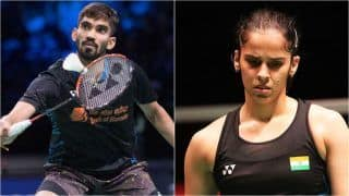 Badminton: Saina Nehwal, Kidambi Srikanth's Chances to Qualify For Tokyo Olympics Virtually Over With Singapore Open Cancellation