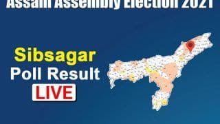 Sibsagar Election Result 2021: Independent Candidate Defeats Cong? Check Details Here