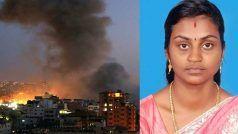 इजराइल से भारतीय महिला वीडियो कॉल पर पति से कर रही थी बात, तभी हमास के रॉकेट हमले ने ले ली जान