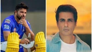 Covid-19: CSK Star Suresh Raina Urges For Oxygen, Bollywood Actor Sonu Sood Responds With Help