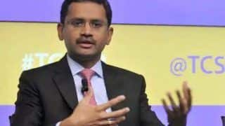TCS CEO Rajesh Gopinathan Draws Rs 20.36 Crore Pay Package in FY21
