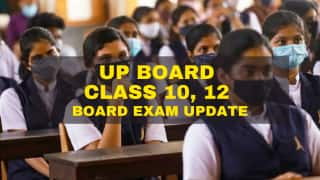 UP Board Class 10, 12 Exam 2021: Will Uttar Pradesh Cancel Board Exams? Here's What we Know