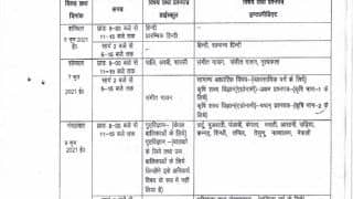 UP Board Class 10, 12 Exam 2021 Date Sheet Released? Know Complete Truth Behind Viral Time Table Here