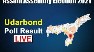 Udarbond Assam Election Result: BJP's Mihir Kanti Shome Retains Seat For Second Term