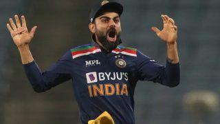 Virat Kohli की मैदान पर आक्रामकता उन पर जीत का दबाव है: रिचर्ड हेडली