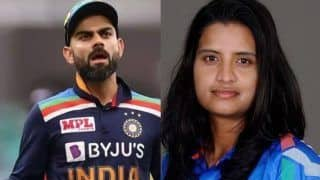 Virat Kohli Makes Generous Donation of Rs 6.77 Lakh For Covid-19 Treatment of Former India Women Cricketer's Mother