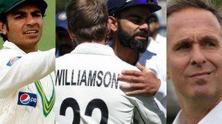 विराट-विलियमसन की तुलना वनडे में एक भी शतक नहीं जड़ने वाला खिलाड़ी कर रहा है: माइकल वॉन पर भड़का पाक बल्लेबाज