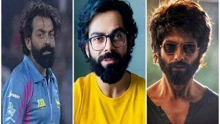 Kabir Singh, Professor From Money Heist or Bobby Deol From Aashram? India Captain Virat Kohli's No-Shave Look Sparks Hilarious Memefest | SEE VIRAL PIC