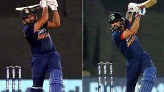 Virat Kohli Wanted BCCI Selectors to Drop Rohit Sharma as ODI Vice-Captain Due to Age: Reports