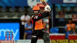 IPL 2021: Wriddhiman Saha, R Natarajan Resume Training With Sunrisers Hyderabad