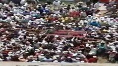 UP Lockdown की यूं उड़ी धज्जियां, जनाजे में उमड़ी भीड़ का वीडियो हुआ वायरल तो पुलिस की खुली नींद, FIR दर्ज