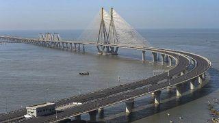 Cyclone Tauktae: Bandra-Worli Sea Link Closed as Heavy Rains, Gusty Winds Lash Mumbai